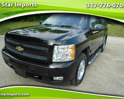 """2011 Chevrolet Silverado 1500 Crew Cab 143.5"""" WB 4WD Z71"""