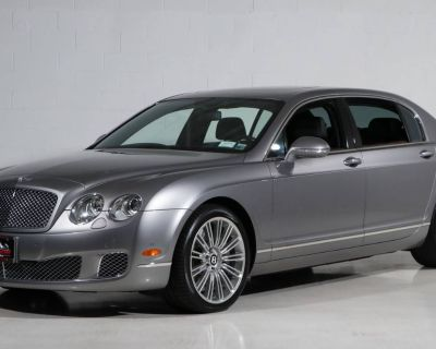 2010 Bentley Flying Spur Speed