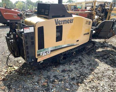 2009 VERMEER NAVIGATOR D9X13 II Drilling Equipment