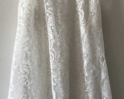 Large lacey top