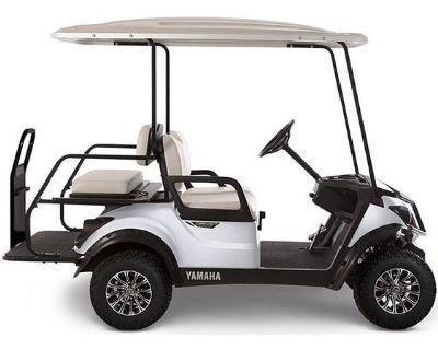 2021 Yamaha Adventurer Sport 2+2 QuieTech EFI Gas Powered Golf Carts Norfolk, VA