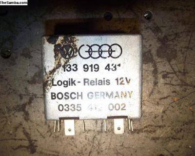 Porsche 911 / 914 Seat Belt Lock Out Relay