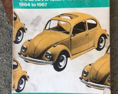 VW 1200 and 1200A 1964 Thru 1967 Workshop Manual