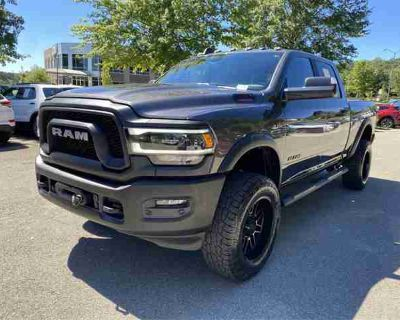 2020 Ram 2500 Power Wagon LIFT WHEELS AND TIRES