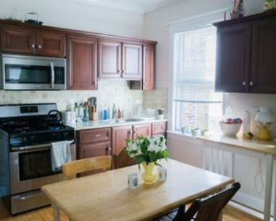 W Addison St & N Claremont Ave #2, Chicago, IL 60618 3 Bedroom Apartment