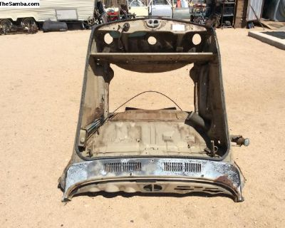 68-69 front clip section