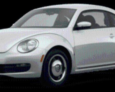 2013 Volkswagen Beetle Turbo