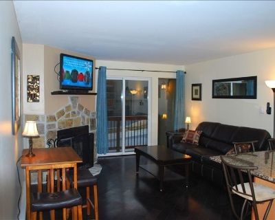 Luxury Condo Walk To Lifts Fireplace Dishwasher TV in Bdrm Wifi Slps 5 frm $99 - Downtown Park City