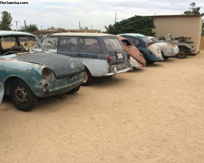 Looking for VW parts?