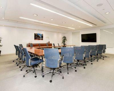 Large Conference/Training Room in Reston - Simon Room, Reston, VA