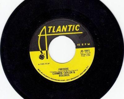 CARMEN TAYLOR & BOLEROS ~ Freddie*Mint-45 !