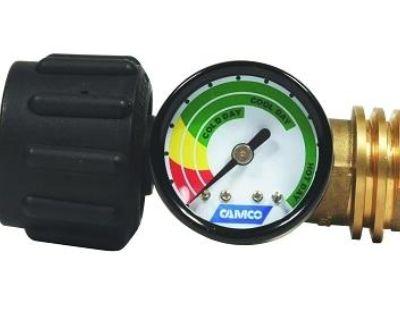Camco 59023 Propane Gauge And Leak Detector Camper