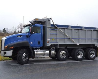Our company specializes in dump truck financing - (All credit types are welcome)