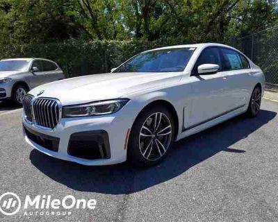 Used 2022 BMW 7 Series Sedan