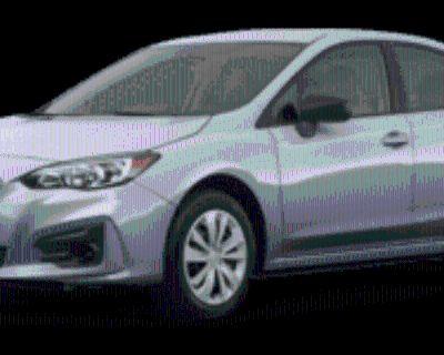 2019 Subaru Impreza 2.0i 4-door CVT