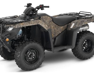 2021 Honda FourTrax Rancher 4x4 ES ATV Utility Chico, CA