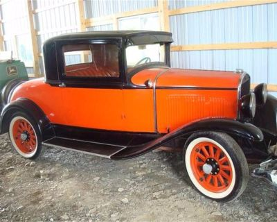 1930 Chrysler Coupe