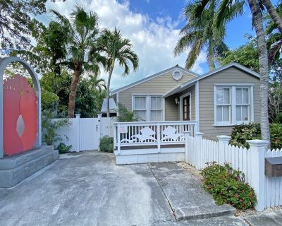Really Nice Completely Updated Private Home in Old Town With Private Pool - Key West Historic District