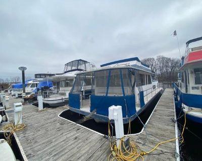 1990 Gibson Houseboat