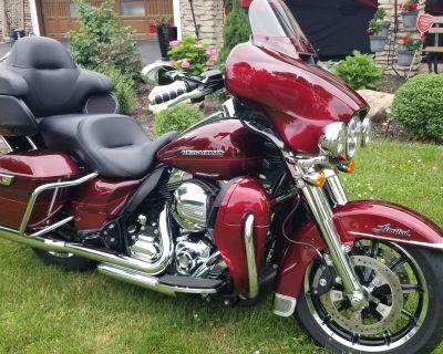 2016 Harley-Davidson ELECTRA GLIDE ULTRA LIMITED LOW
