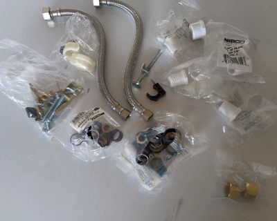 Free! Various Plumbing Parts for pick up in Cooper's Crossing Airdrie