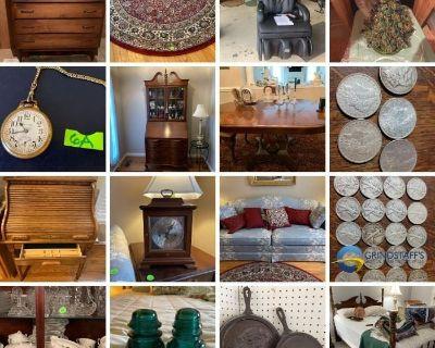 Henrico Co., Va. Online Estate Auction