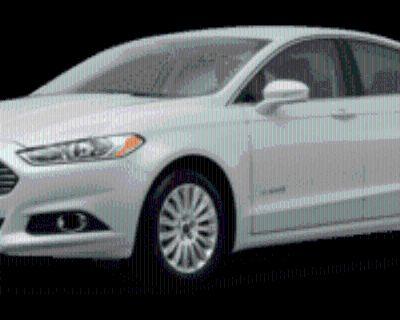2014 Ford Fusion Hybrid SE FWD