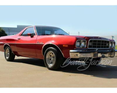 1973 Ford Ranchero 500