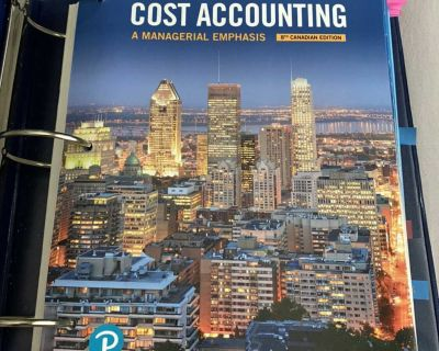 Cost Accounting - Acct 220&320