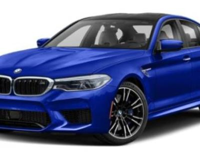 2018 BMW M5 Standard