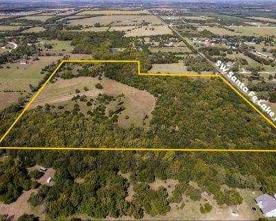 Upcoming Auction! 34.7 Acres of Hunting Land