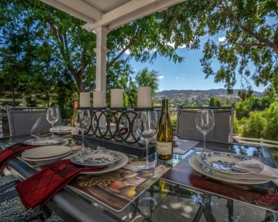 French country ranch in the heart of wine country - Temecula