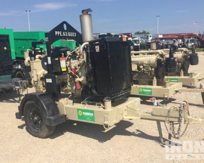 2016 (unverified) Pioneer PP63C17-6068 Water Pump