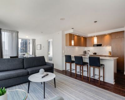 Level Hotels & Furnished Suites Two Bedroom Suite - Downtown Vancouver