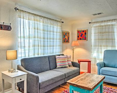 NEW! 'Casa Tranquila' w/ Patio ~ 1 Mi to Old Town! - West Old Town