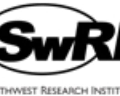 RESEARCH SCIENTIST - SR. RESEARCH SCIENTIST - SPACE TECHNOLOGIES - BOULDER, COLORADO