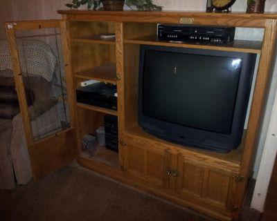TV video console