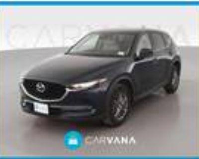 2017 Mazda CX-5 Blue, 31K miles