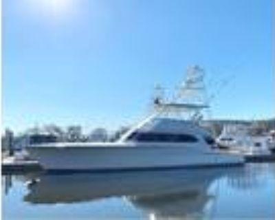 Buddy Davis - 61 Sportfish with Tower