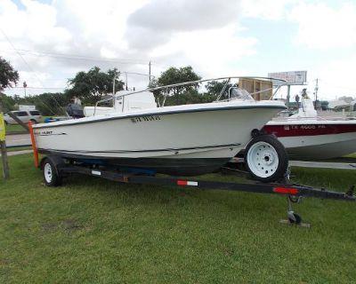 2001 Sea Hunt 200 Triton