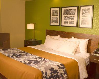 Sleep Inn & Suites Buffalo Airport - Cheektowaga