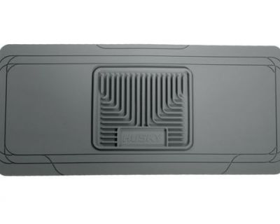 Husky Liners Center Hump Grey Floor Mat For 1999-2007 Ford F-550 Super Duty