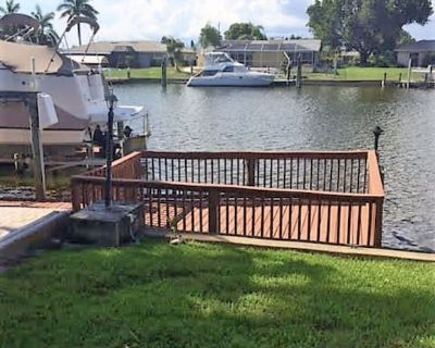 Awesome Waterfront Vacation Paradise Monthly Only - Caloosahatchee