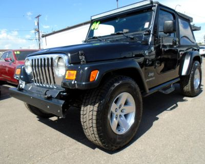 Used 2006 Jeep Wrangler 2dr Unlimited LWB