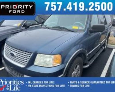 2004 Ford Expedition 5.4L XLT 4WD