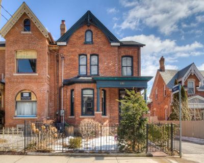 Grand Victorian Retreat - walk to Theaters, Restaurants, Shopping - Cabbagetown South