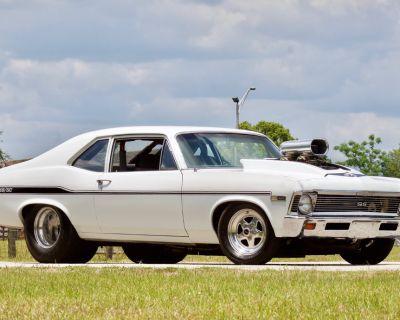 1968 Chevrolet Nova Yenko/SC Tribute Pro-Stree