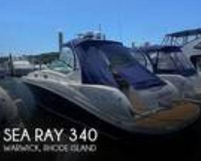 34 foot Sea Ray Sundancer 340