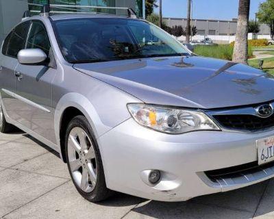 2009 Subaru Impreza Outback Sport