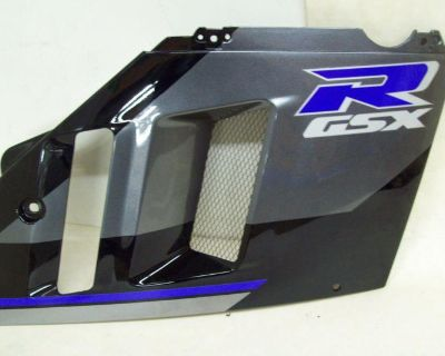 New. Right Side Middle Fairing For A 91 Gsxr750... Gsxr 750 1100
